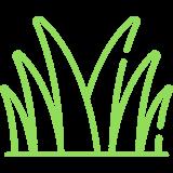 Ogrody przylegające do każdego z domków gratis
